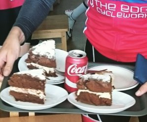 MTRT Train on the NWRR R3 Trawsfynydd Loop – Cake Earned! – Video of Course