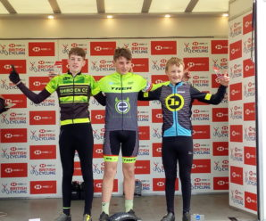Ioan Oldfield Round 2 Hadleigh Park HSBC  XC Mountain Biking -14/4/19 – 1st Place
