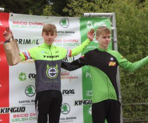 Welsh Mountain Bike Series -Llandegla – Sunday 19th May – Huw Buck-Jones – 1st place Under 16