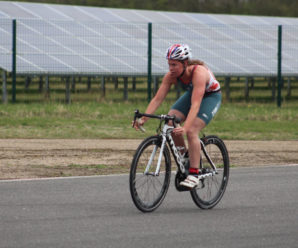 British Triathlon Super Series  – 30th & 31st March 2019 – Laura Sharp