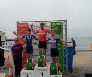 Aberystwyth Welsh Crit Championship 25/5/2019 – Welsh Champion Ioan Oldfield